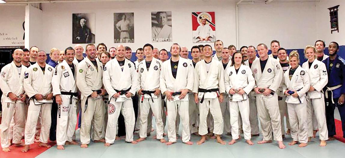 Ribeiro Jiu-Jitsu Sean Fernandez Julio Lang
