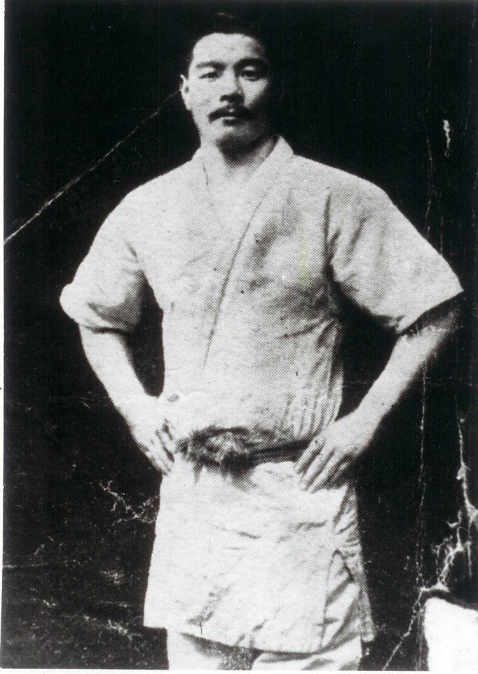 Mitsuyo Maeda History Of Jiu-Jitsu