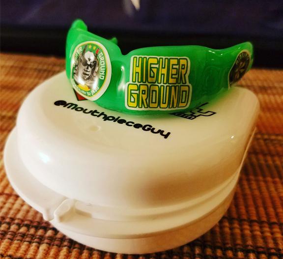 Higher Ground Brazilian Jiu-Jitsu Mouth Guard