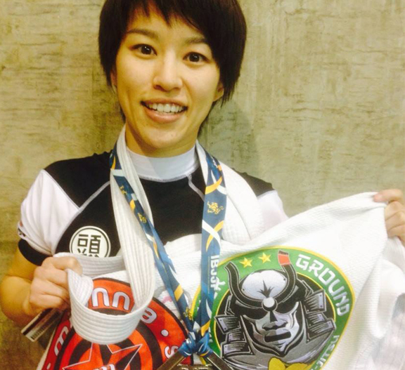 Higher Ground Brazilian Jiu-Jitsu Student Medalist
