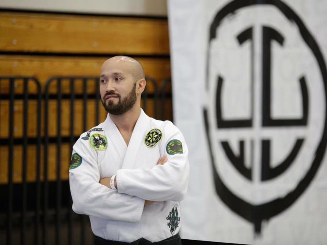 Brazilian Jiu-Jitsu Black Belt Sean Fernandez