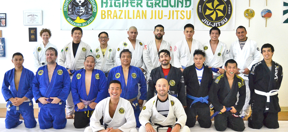 Higher Ground Brazilian Jiu-Jitsu Team