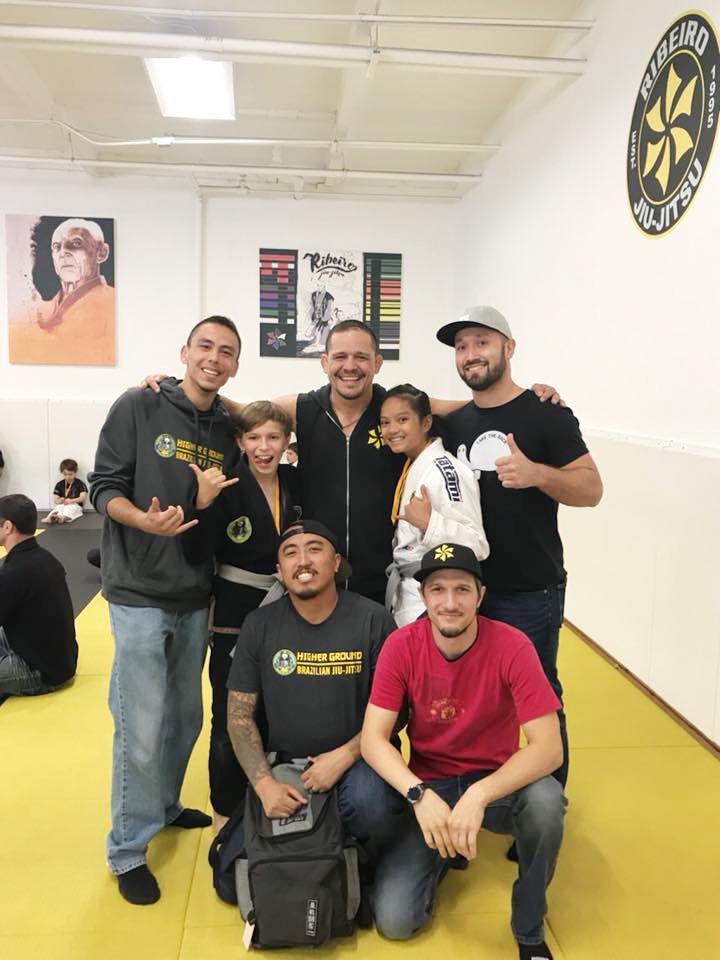 Ribeiro Jiu-Jitsu Kids Tournament
